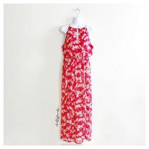 Forever 21 ∙ Cherry Blossom Print Maxi Dress